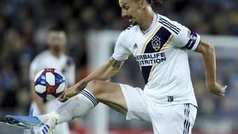 Gar nicht galaktisch: Zlatan Ibrahimovic und LA Galaxy scheiterten im Playoff-Viertelfinal