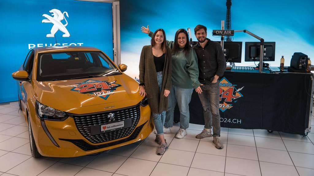 Radio 24 hat ein Auto verschenkt!