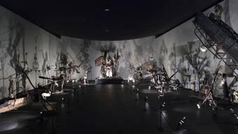 Ausstellung im Museum Tinguely