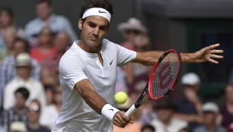 Roger Federer ist bereit für die neuen Herausforderungen.