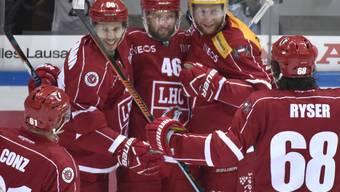 Lausanne bleibt auch im dritten Saisonspiel unbesiegt und grüsst weiter von der Tabellenspitze