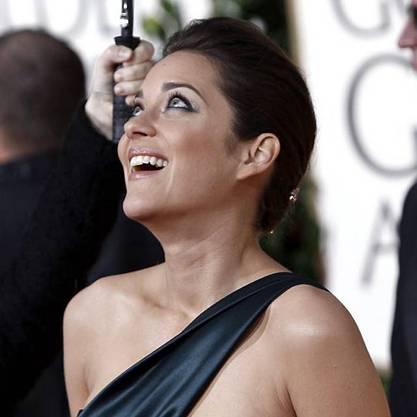 Cotillard an der Verleihung der Golden Globes