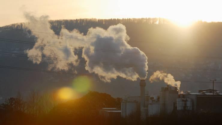 Die Baselbieter Regierung führt ein Umweltmanagementsystem ein. Archiv/ Walter Schwager