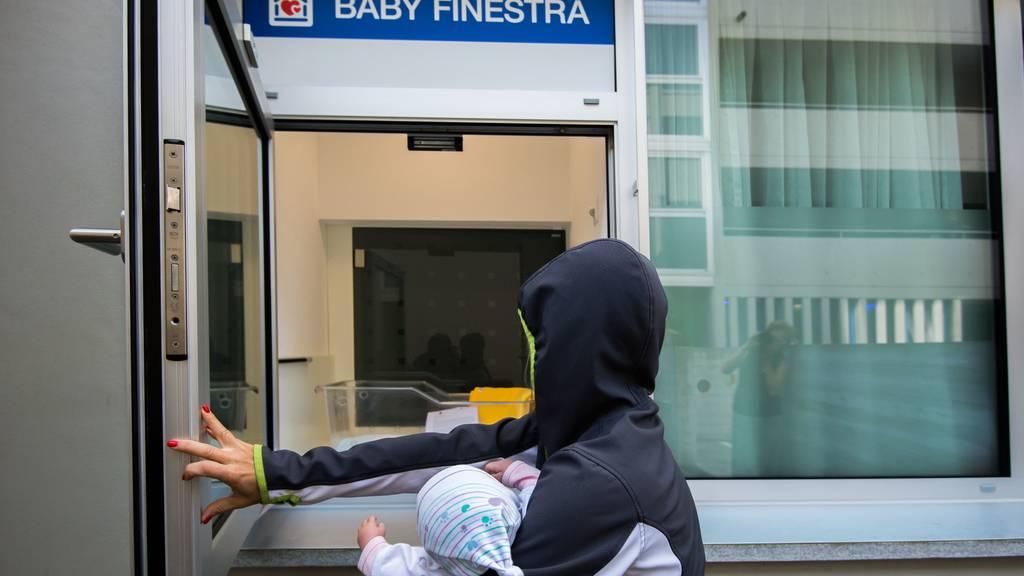 «Es darf nicht sein, dass ein Baby im Abfall landet»