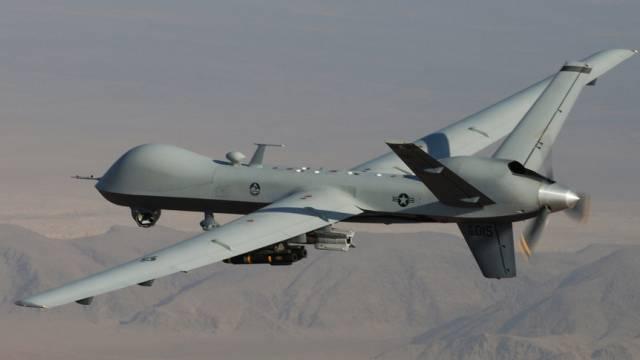 US-Drohne über Afghanistan (Archiv)