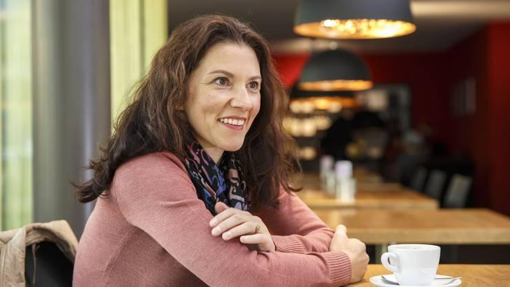 Preisträgerin Amira Hafner