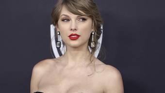 Wir von einem Stalker verfolgt: US-Popsängerin Taylor Swift. (Archivbild)