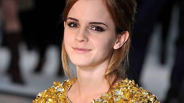 Emma Watson scheint es in den USA gut zu gefallen (Archiv)