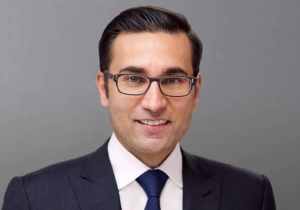 Wechselt von der Konzernleitung der CS in jene der UBS: Iqbal Khan.