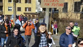 Kinderfasnacht Obersiggenthal 2020