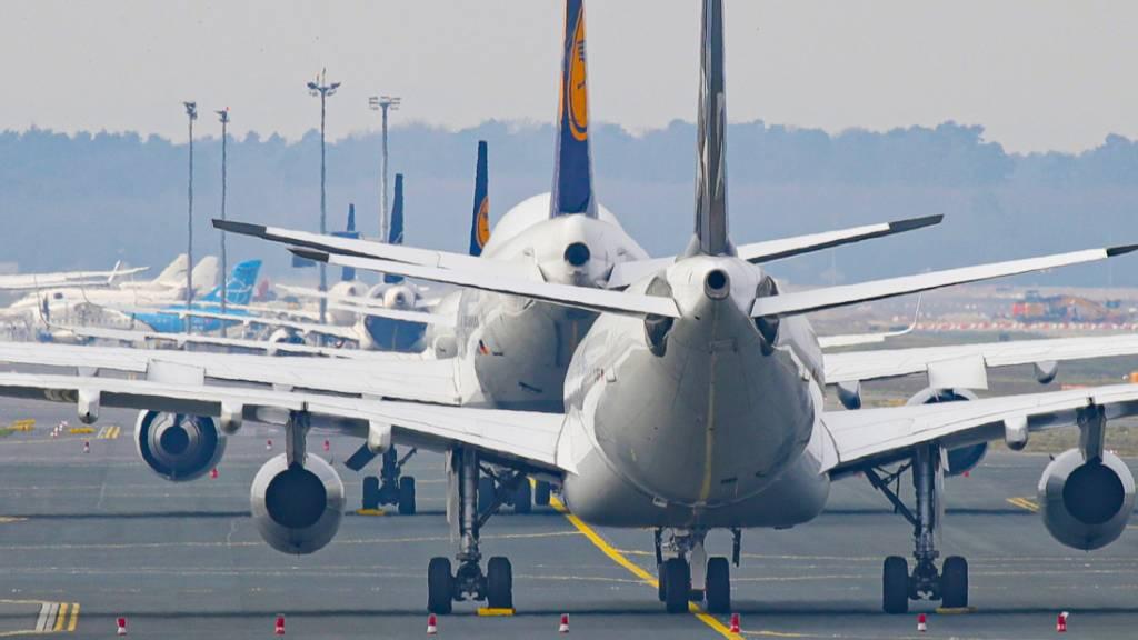 Staatliches Rettungspaket für Lufthansa wackelt
