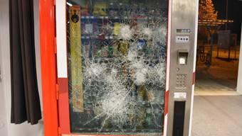 Wenn Jugendlicher Übermut an Halloween wie im stanktgallischen Walenstadt in Sachbeschädigungen mündet, wird's Sache der Polizei.