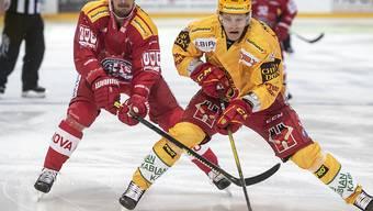 Im Duell der PostFinance-Topskorer behielt Langnaus Harri Pesonen (1 Tor) gegen Rapperswil-Jonas Roman Cervenks die Oberhand
