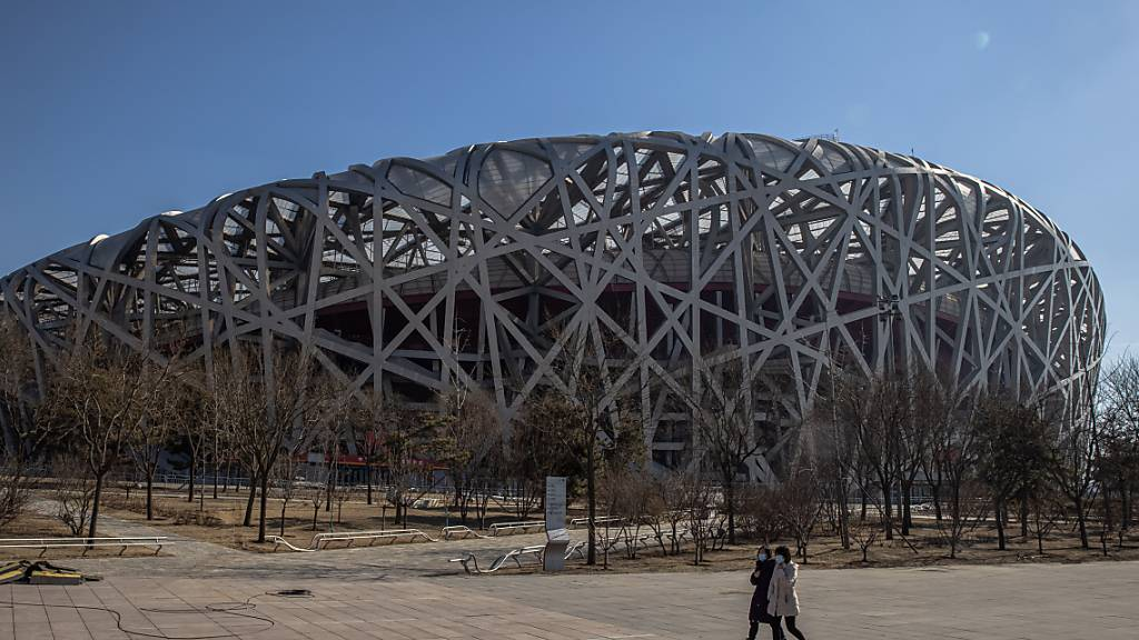 180 Tage nach Tokio beginnen die Winterspiele 2022 in Peking
