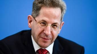 Hans-Georg Maassen wird nun Abteilungsleiter im Innenministerium ohne Gehaltserhöhung. (Archivbild)