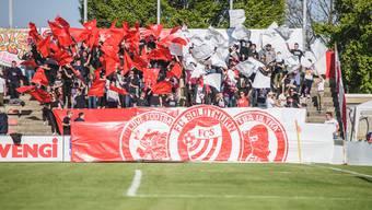 Die Fans des Erstligisten FC Solothurn hatten im Kalenderjahr 2017 viel Freude an ihrer Mannschaft.