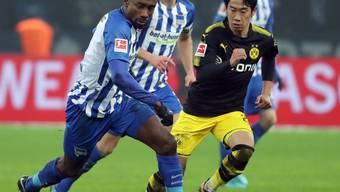 Shinji Kagawa rettete Dortmund gegen Berlin einen Punkt