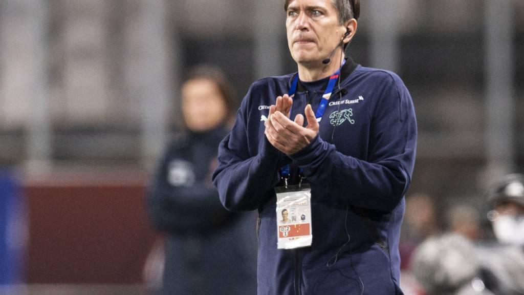 Nils Nielsen startet mit der Schweizer Frauen-Auswahl gegen Litauen in die Qualifikation für die WM 2023 in Ozeanien