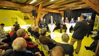 bz-Podium in Liestal