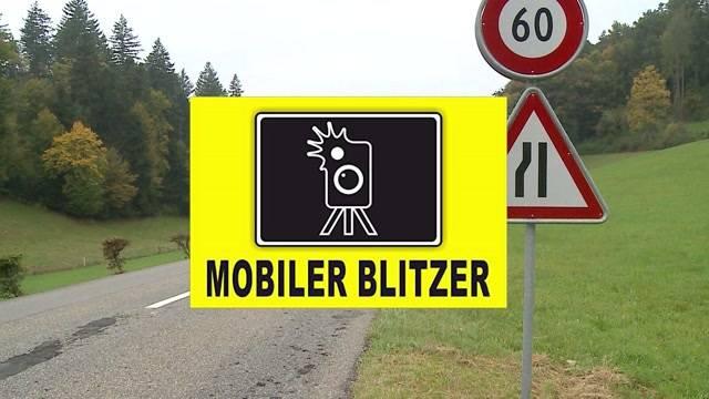 Vor Blitzer warnen?