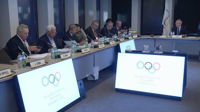 Olympische Winterspiele ohne Russland