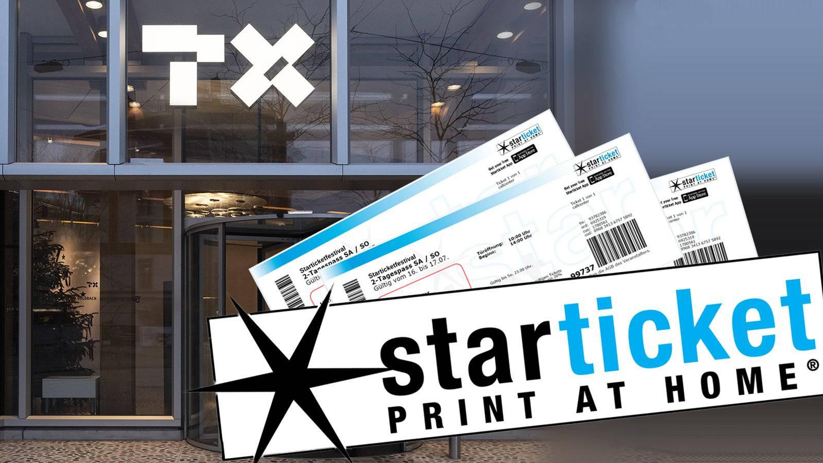 Wird ausländische: Die Zürcher TX Group, welche unter anderem den «Tages-Anzeiger» herausgibt, verkauft den Ticketanbieter Starticket nach England.