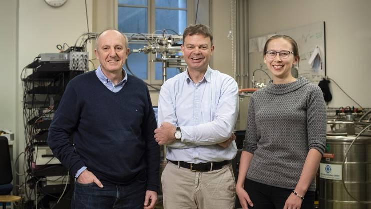Prof. Daniel Loss, Prof. Richard J. Warburton, Prof. Jelena Klinovaja