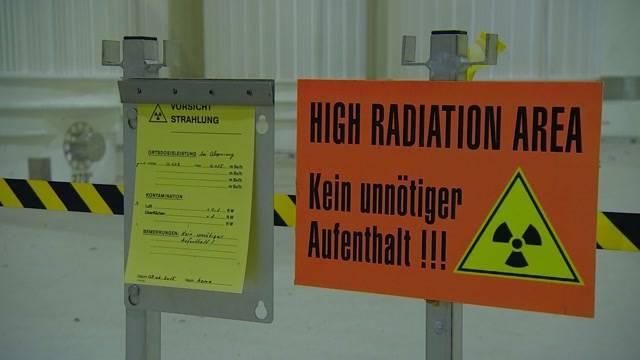 Atommüll in Würenlingen: Ein Blick ins Zwischenlager