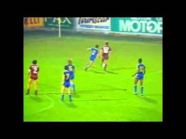Gabet Chapuisat gegen Lucien Favre