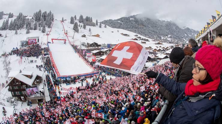 Gut möglich, dass die Weltcup-Rennen in der Schweiz ohne Zuschauer über die Bühne gehen müssen. Weil es sich finanziell nicht lohnen würde.