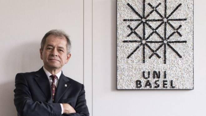Antonio Loprieno hat das Mosaik der Universität Basel in bisher neun Amtsjahren neu zusammengesetzt.  Foto: Roland Schmid