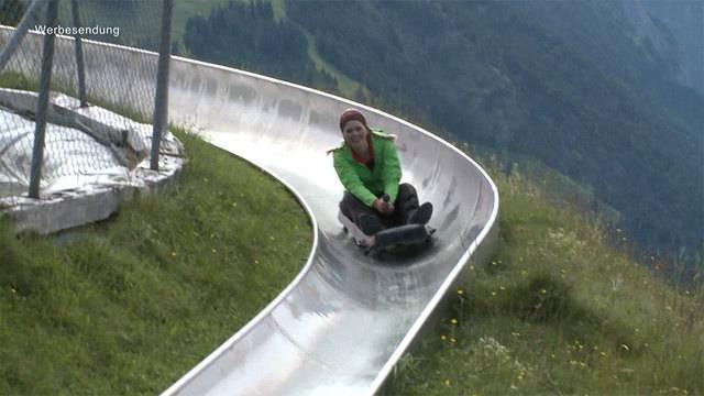 Erlebnis-Sommer in Brunni Engelberg