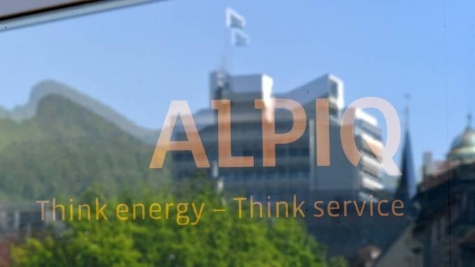 Alpiq mit Stadthaus Stadt Olten