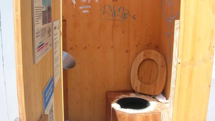Stadt Zürich führt Pilotversuch mit Komposttoiletten der Firma Kompotoi durch