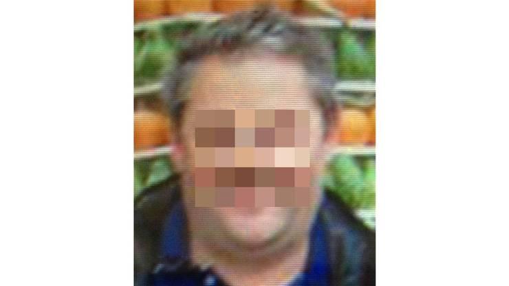 Der Vermisste aus Brugg - sein Leichnam wurde Mitte April in der Aare gefunden.
