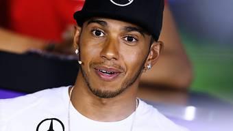 Lewis Hamilton war zum Auftakt der Schnellste