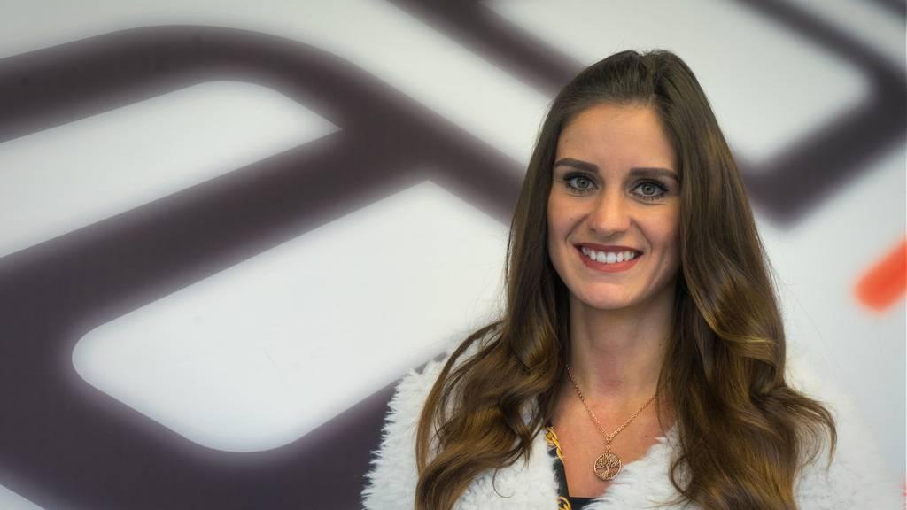 Jessica Gismondi tritt bei Ninja Warrior Switzerland an