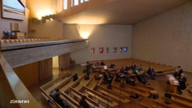 Kirche Rosenberg wird zur Asylunterkunft