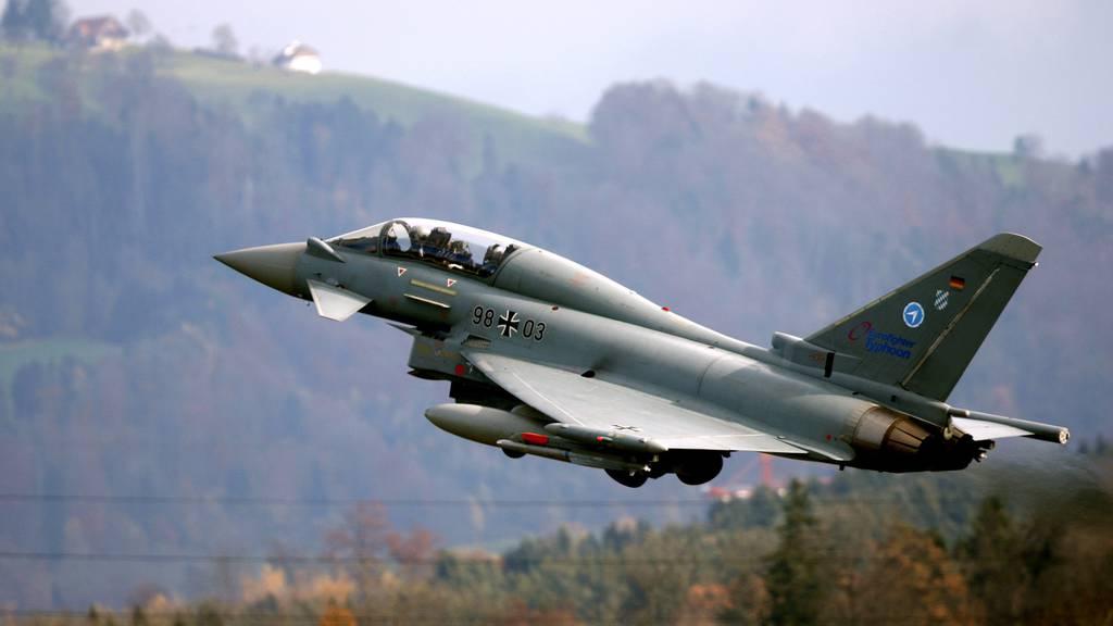 Den Eurofighter Typhoon gibt es jetzt bei Galaxus