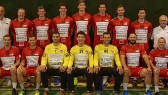 TV Solothurn trotz Niederlage noch auf Platz drei.