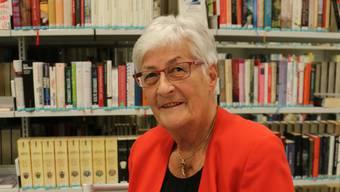 Die Schlieremerin Ursula Gächter
