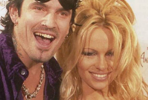 Tommy Lee und Pamela Anderson (Archiv)