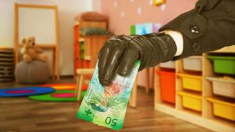 Innerhalb weniger Tage wurde in der Region Solothurn in Kitas eingebrochen. Laut der Polizei entwendeten die Diebe bei jedem Einbruch Bargeld aus der Haushaltskasse der Kindertagesstätten.