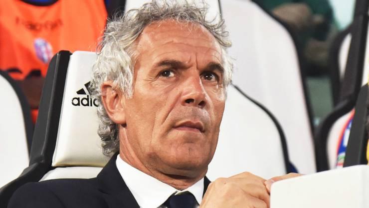 Roberto Donadoni ist nicht mehr Trainer von Bologna