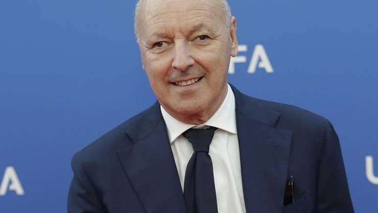 Giuseppe Marotta - der neue Geschäftsführer bei Inter Mailand