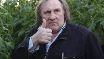 Der französische Schauspieler Gérard Depardieu (Archiv)