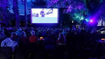 Sommerfilme mit Schutzmassnahmen