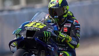 Valentino Rossi hat noch nicht genug