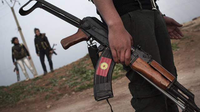 Im Rebellengebiet in Nord-Syrien
