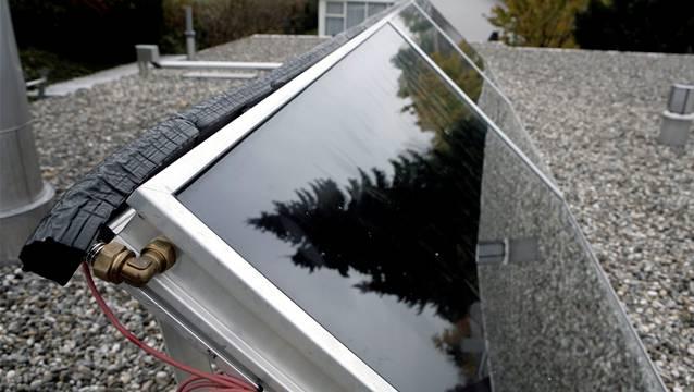 Muss schon bald jedes neu gebaute Haus eine Solaranlage haben?